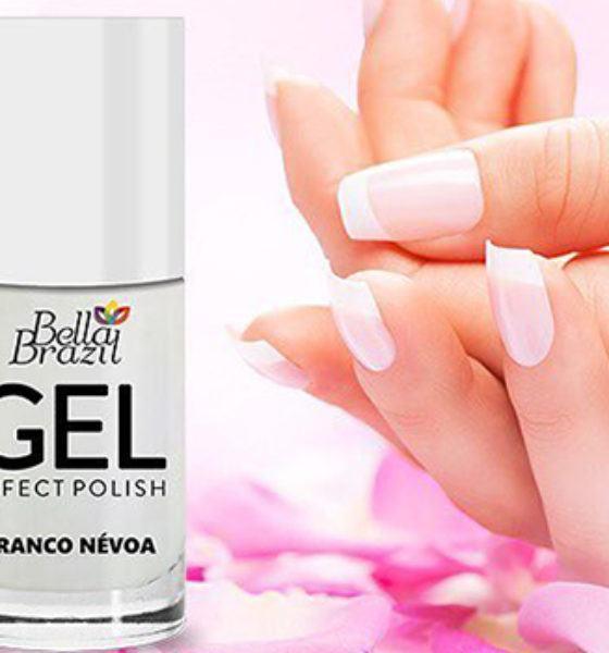Bella Brazil – Gel Effect – Unhas Clássicas