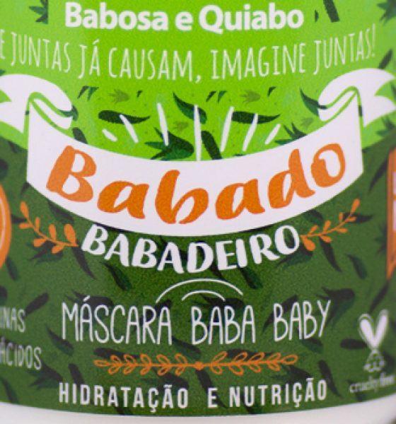 Toda Toda – Babado Babadeiro – Máscara Baba Baby