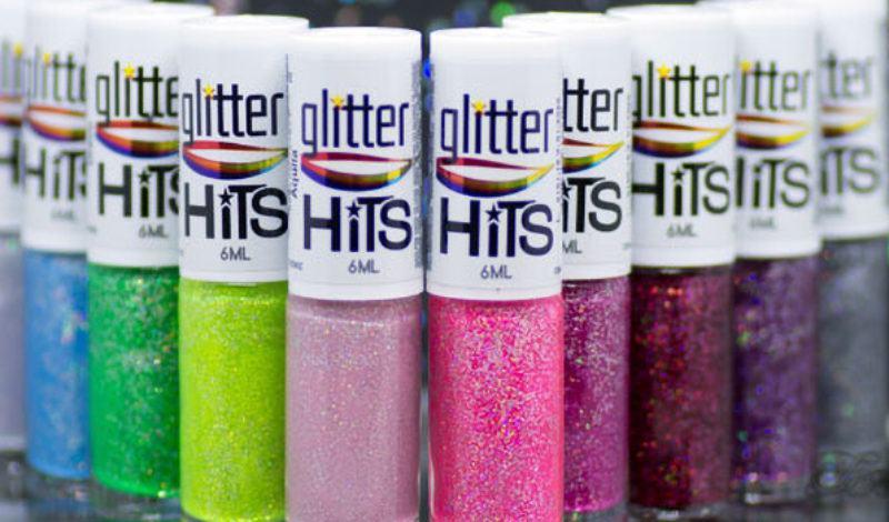Hits – Glitter Holográfico