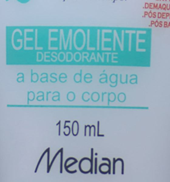 Median – Doft – Gel Emoliente