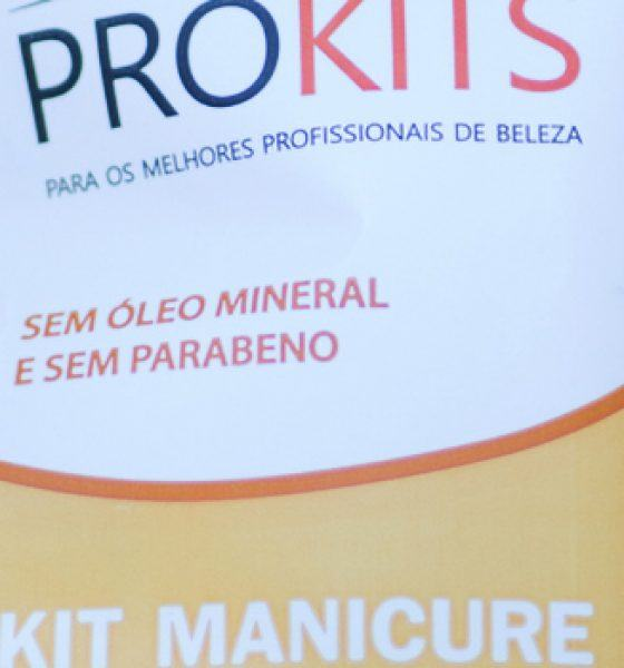 Prokits – Kit Manicure