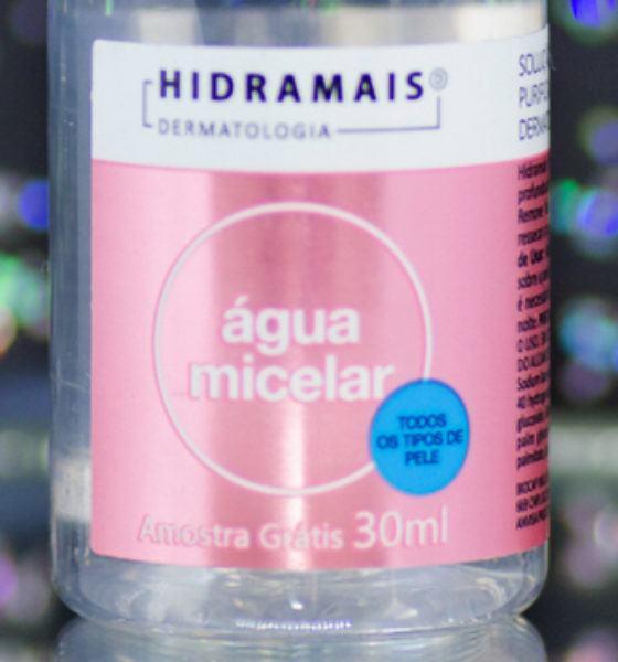 Hidramais – Água Micelar