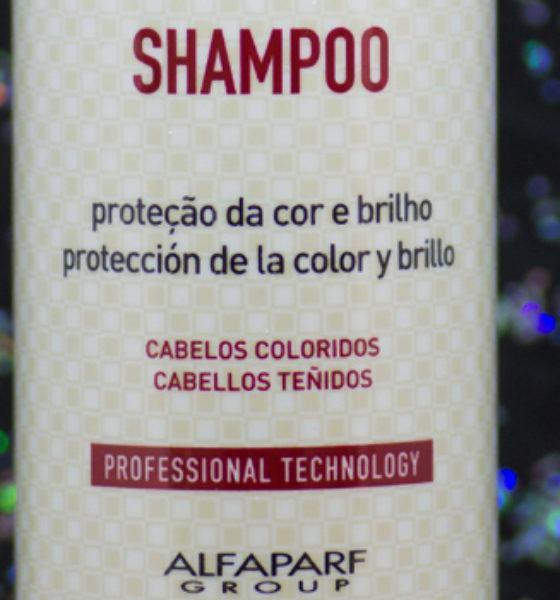 Alfaparf – Il Salone – Shampoo Proteção da cor e brilho