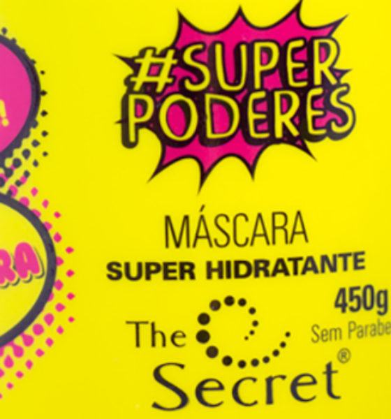 The Secret – Máscara Miga Sua Louca #Super Poderes