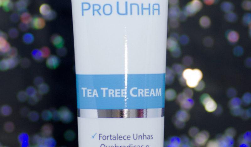 Pro Unha – Tea Tree Cream