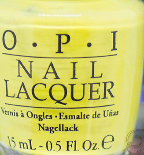 OPI – Did It On 'Em