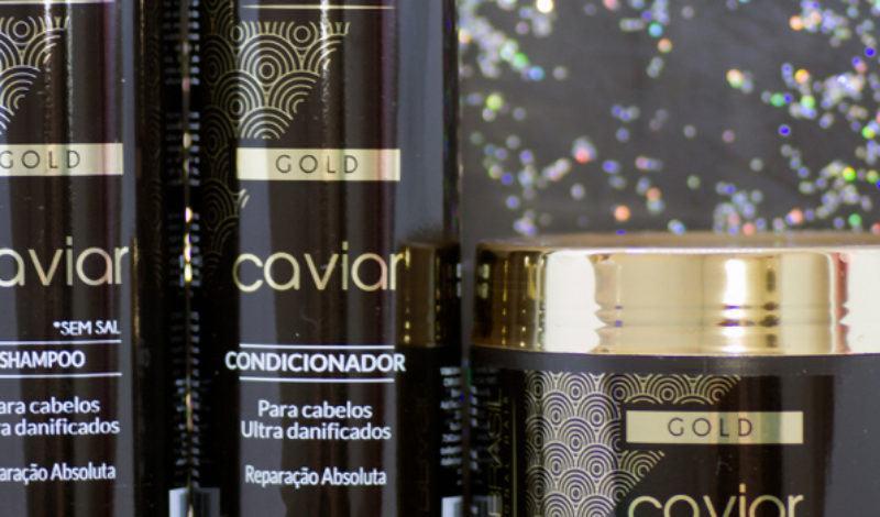 KeraBrasil – Gold – Linha Caviar
