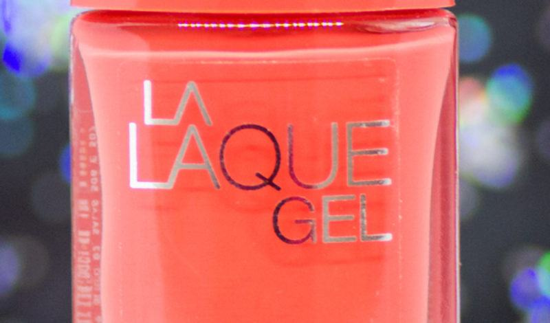 Bourjois – La Laque Gel – Orange Outrant