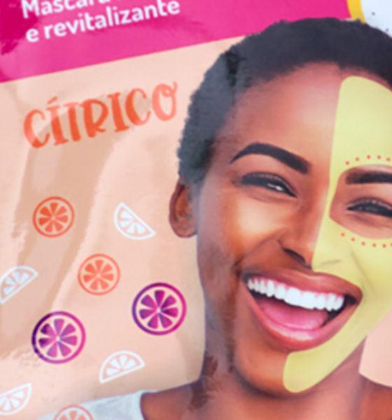 Ricca – Máscara Facial Energizante e revitalizante