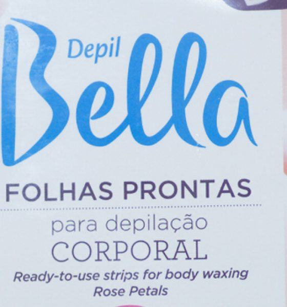Depil Bella – Folhas Prontas – Pétalas de Rosas