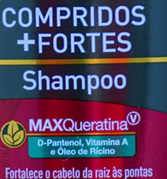 Niely Gold – Shampoo – Compridos + Fortes
