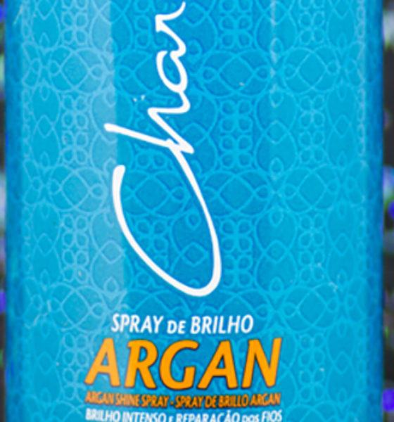 Cless – Charming – Spray de Brilho – Argan