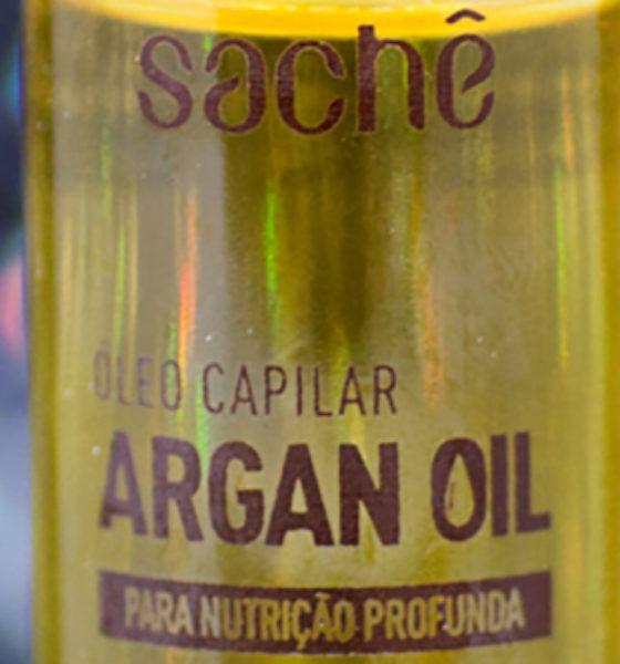 Sachê – Óleo Capilar – Argan