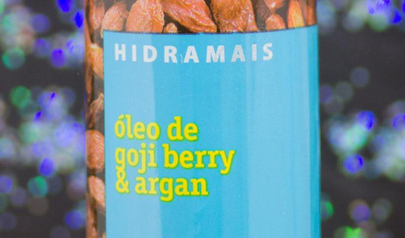 Hidramais – Óleo de Goji Berry e Argan