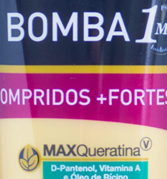 Niely Gold – Condicionador Bomba – Compridos + Fortes