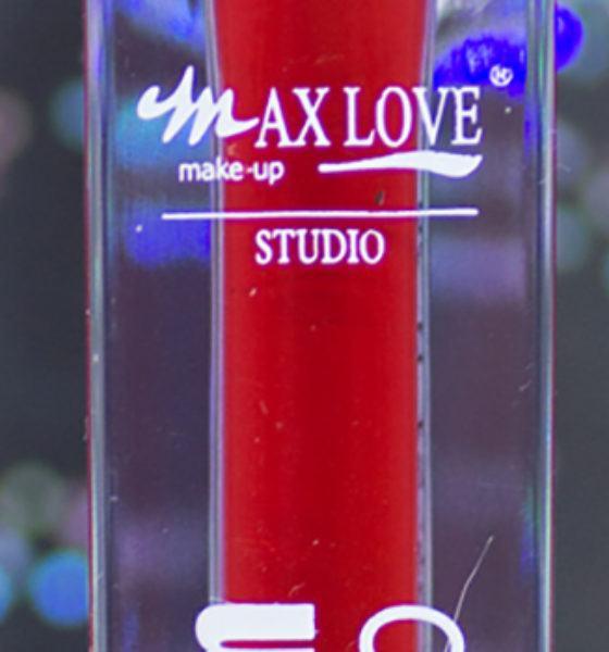 Max Love – Batom Liquido – 24horas – Cor 30