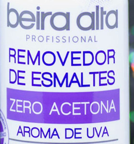 Beira Alta – Removedor de Esmaltes – Uva