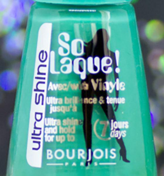 Bourjois – So Laque! – Vert Chlorophylle