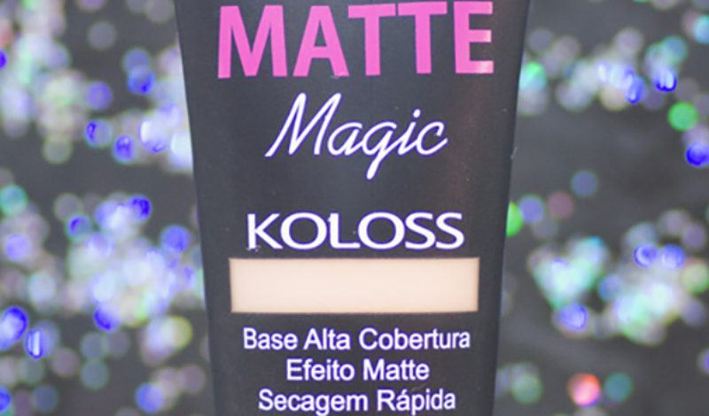 Koloss – Base – Matte Magic – Cor 10