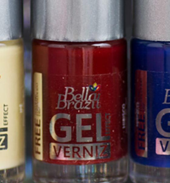 Bella Brazil – Gel Verniz – Ipê, Hibisco e Iris