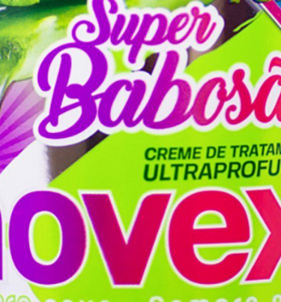 Embelleze – Novex – Super Babosão