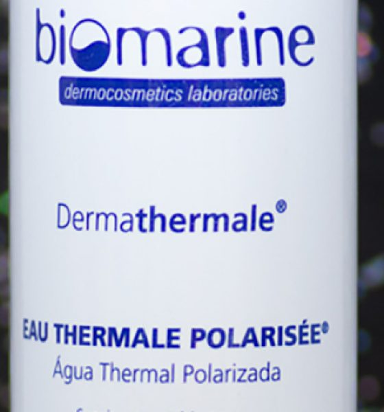 Biomarine – Dermathermale – – Água Thermal – Eau Thermale Polarisée