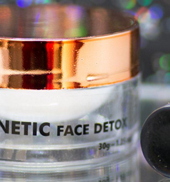 Biomarine – Rever C – Magnetic Face Detox – Máscara Mineral Clareadora