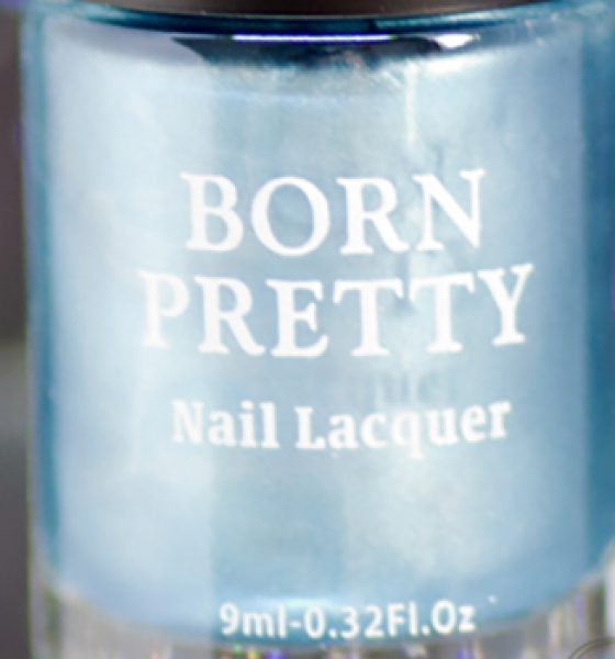 Born Pretty – Metal Series – Icy Castle