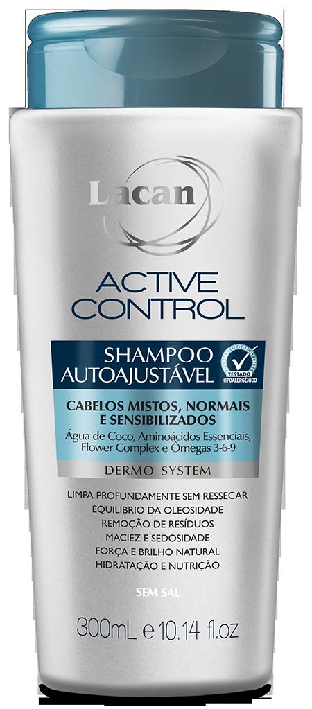 Lacan - Shampoo Autoajustável