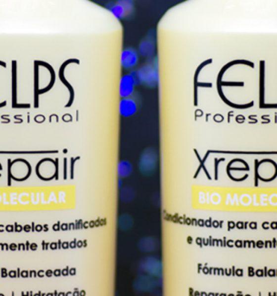 Felps – Xrepair – Shampoo e Condicionador