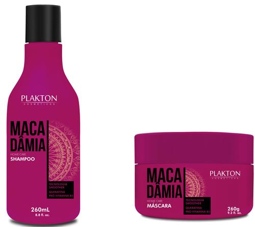 Plakton - Macadâmia