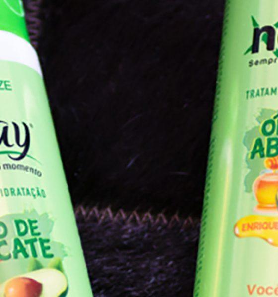 Embelleze – Novex – Óleo de Abacate