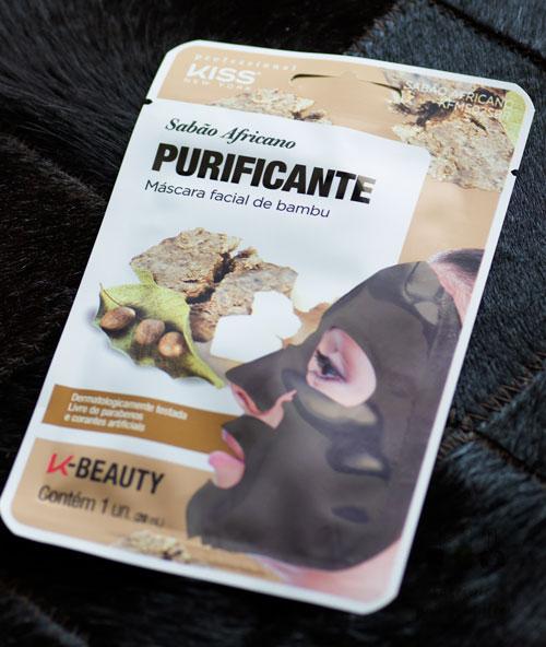 Máscara Sabão Africano - K Beauty
