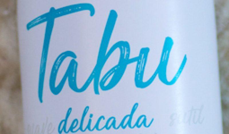 Tabu – Desodorante Aerossol – Delicada