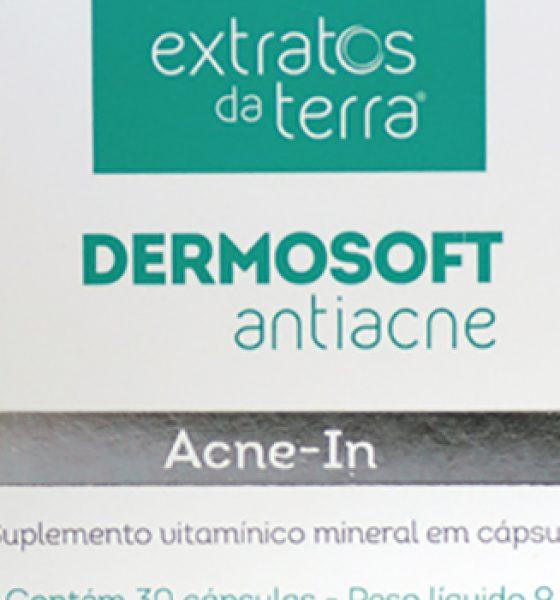 Extratos da Terra – Dermosoft – Acne-in