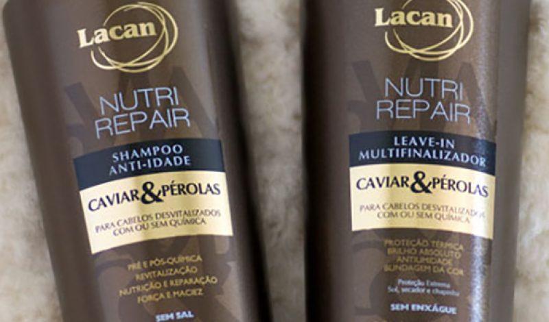 Lacan – Nutri Repair – Caviar e Pérolas