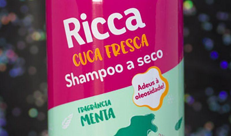 Belliz – Ricca – Shampoo a Seco – Menta