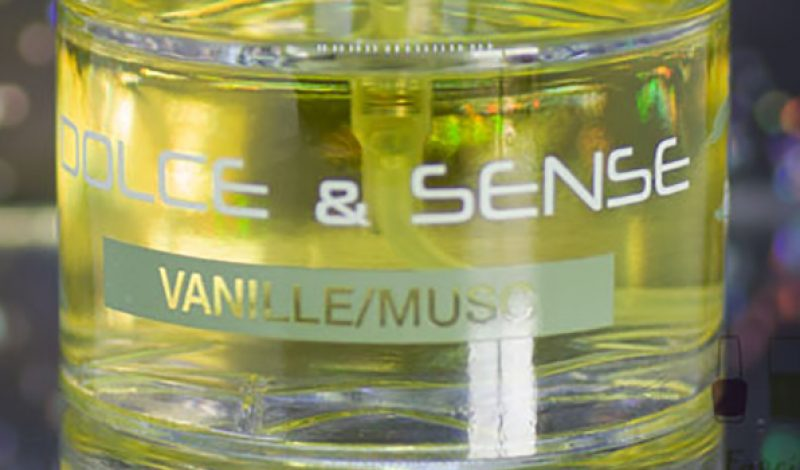 Ikesaki – Paris Elysees – Dolce & Sense – Vanille Musc