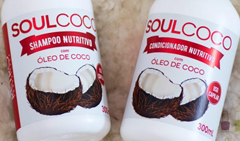 Retrô – Soul Coco – Shampoo e Condicionador Nutritivo