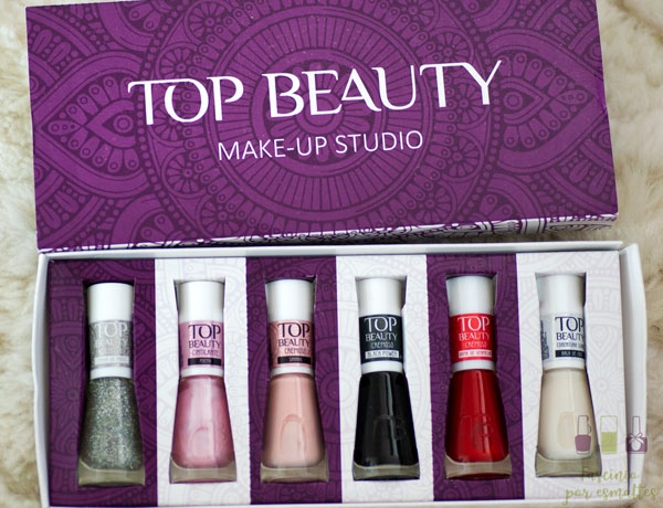 Top Beauty - Novo Vidro