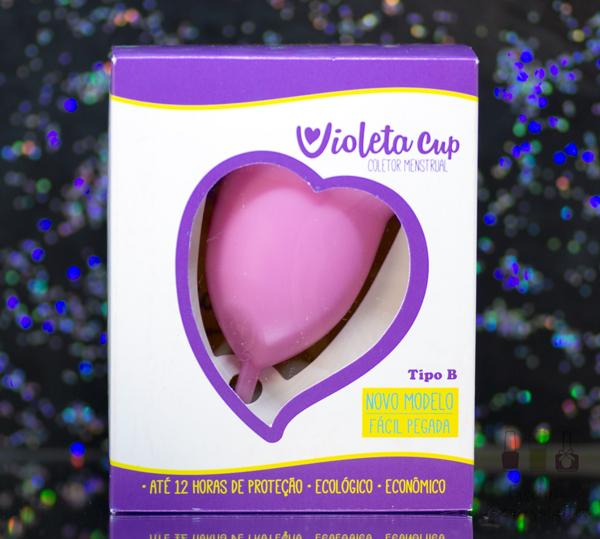 Violeta Cup - Coletor