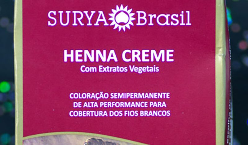 Surya – Henna Pó – Castanho Claro