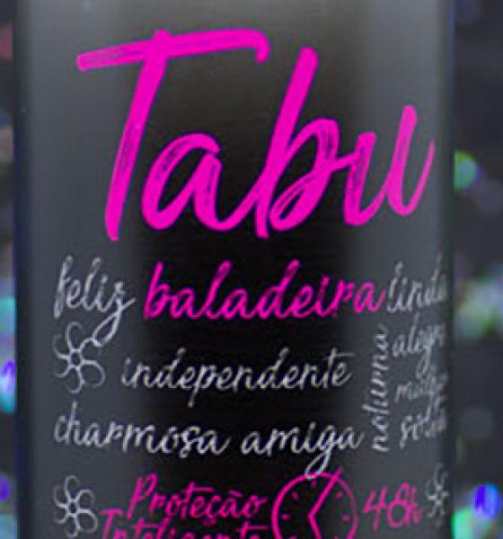 Dana Cosméticos – Tabu – Desodorante Aerossol – Baladeira