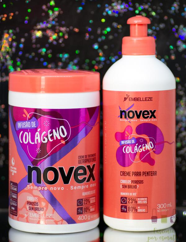 Novex - Infusão Colágeno