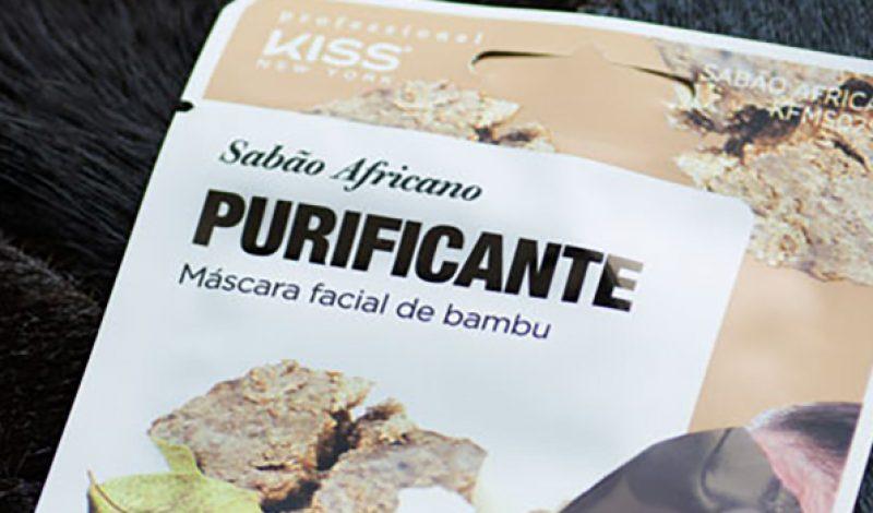 Kiss New York – K-Beauty – Máscara Facial de Bambu