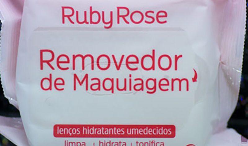 Ruby Rose – Lenços Removedores de Maquiagem