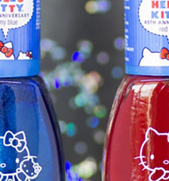 Dote – Hello Kitty – Shiny Blue e Red Pear