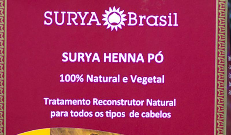 Surya – Henna Pó – Incolor
