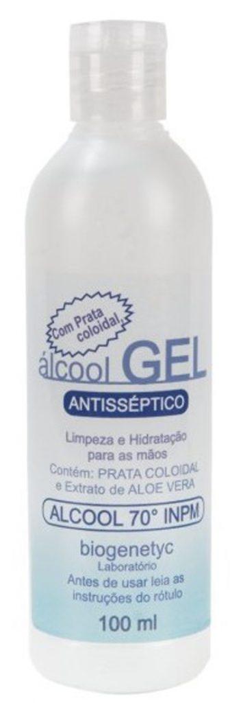 Bio Genetics - Alcool Gel