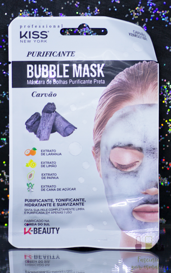 Bubble Mask - Kiss NY